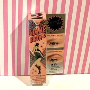 Benefit's Gimme Brow+ Volumizing Eyebrow Gel in 2